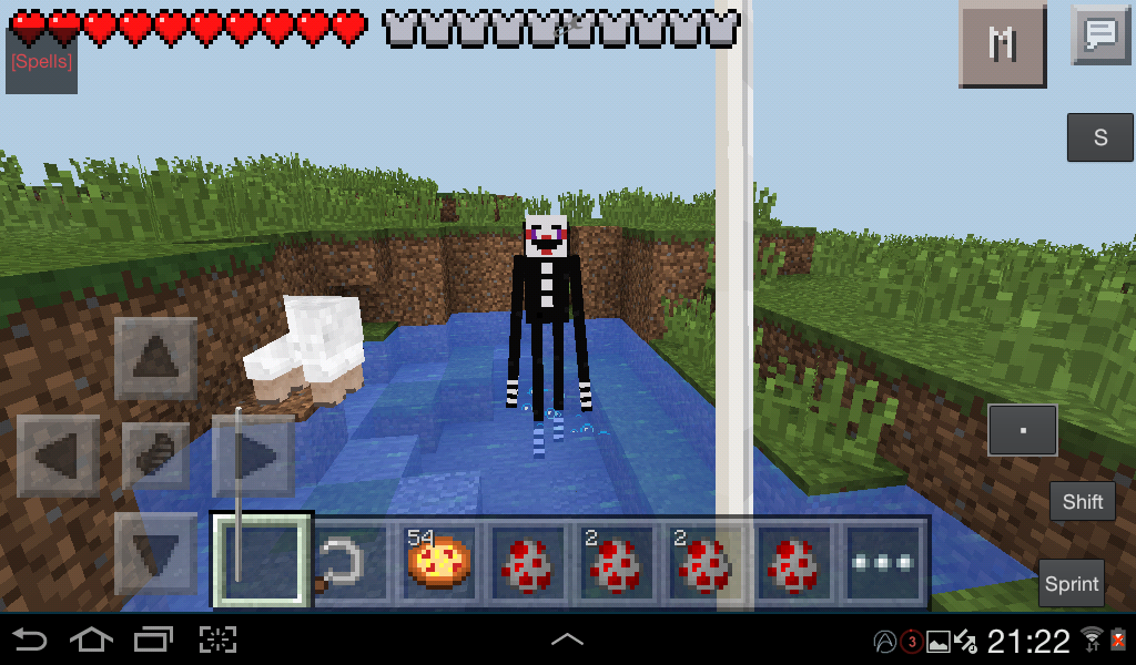 Fnaf mod my version mcpe mods tools minecraft pocket edition