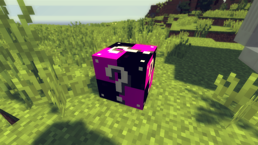 Missing lucky block mod minecraft mods mapping and modding