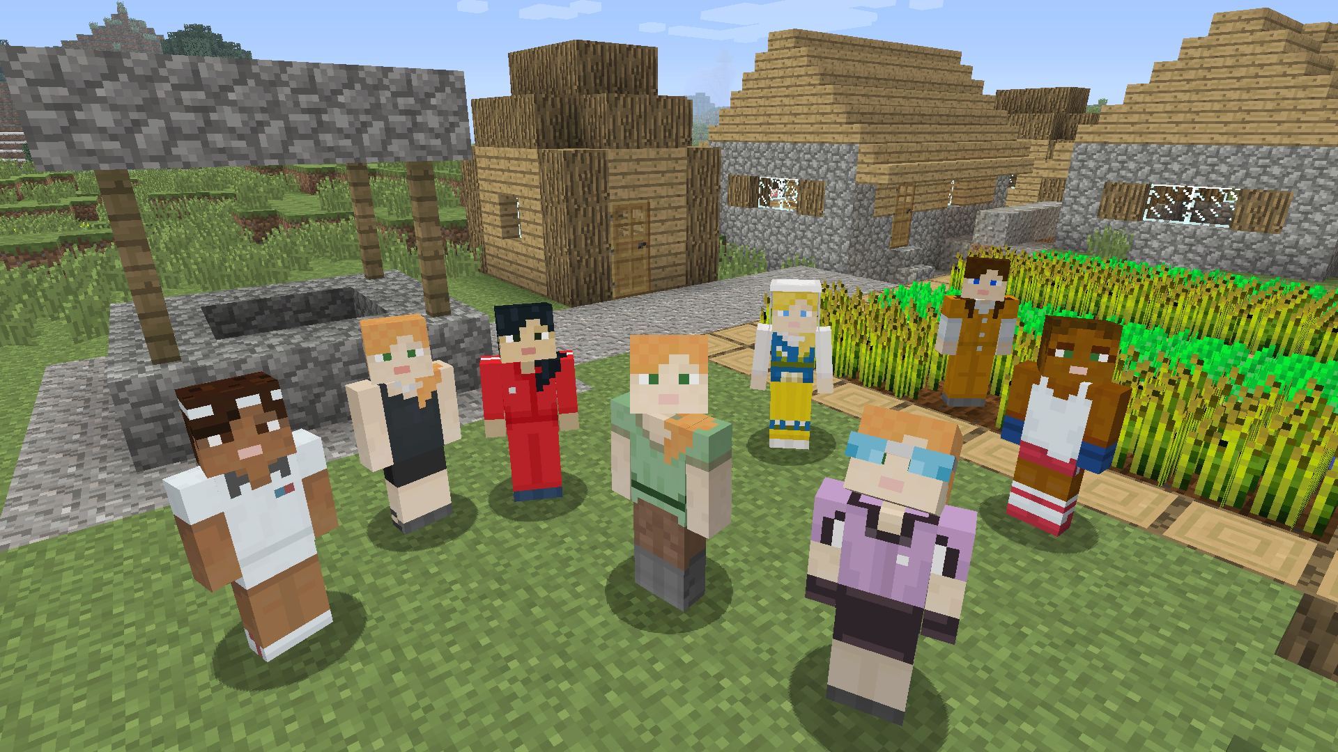 xbox one minecraft how to play with friends