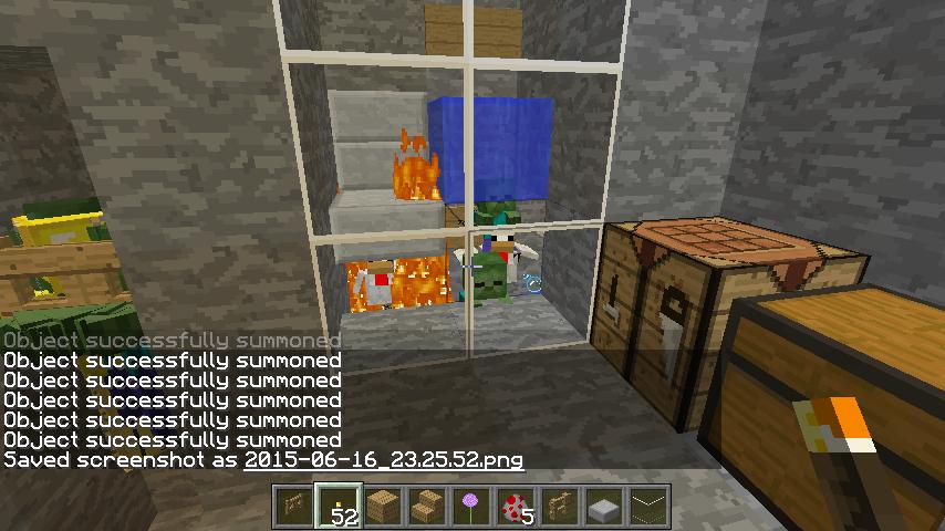 how to build a zombie xp farm