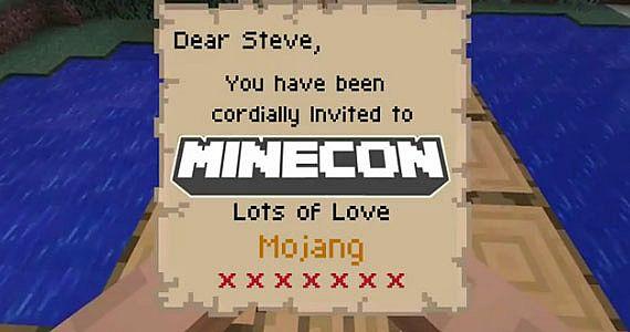 Minecon dates in Australia
