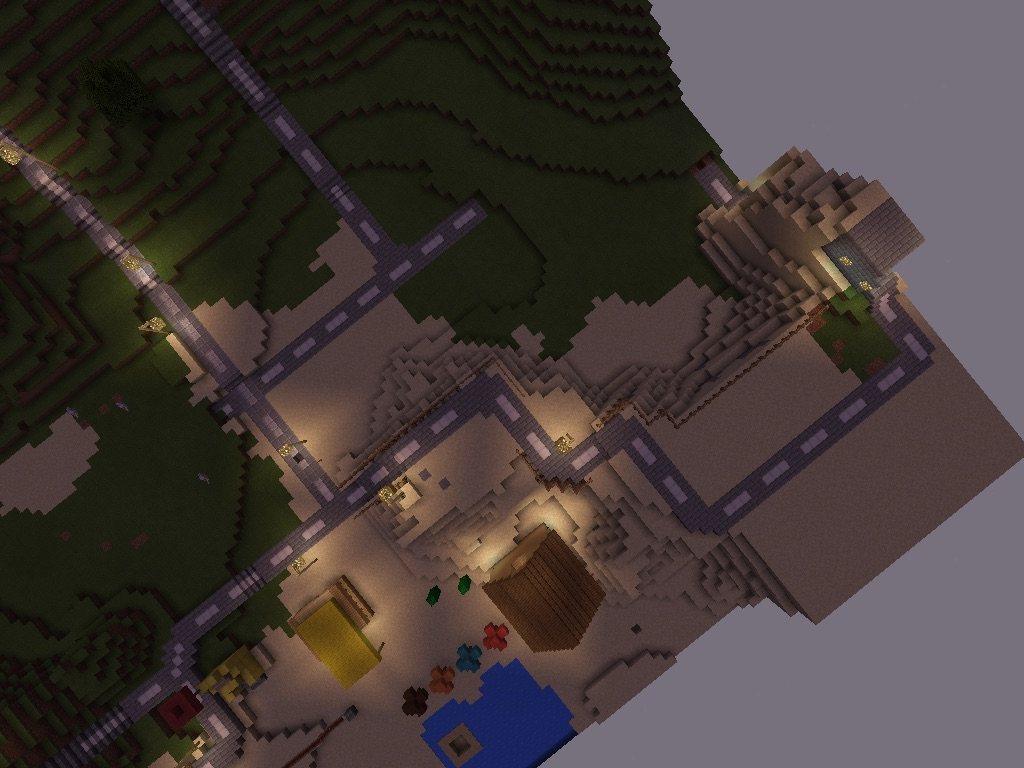 Minecraft Pe Planning To Build A City Mcpe Show Your
