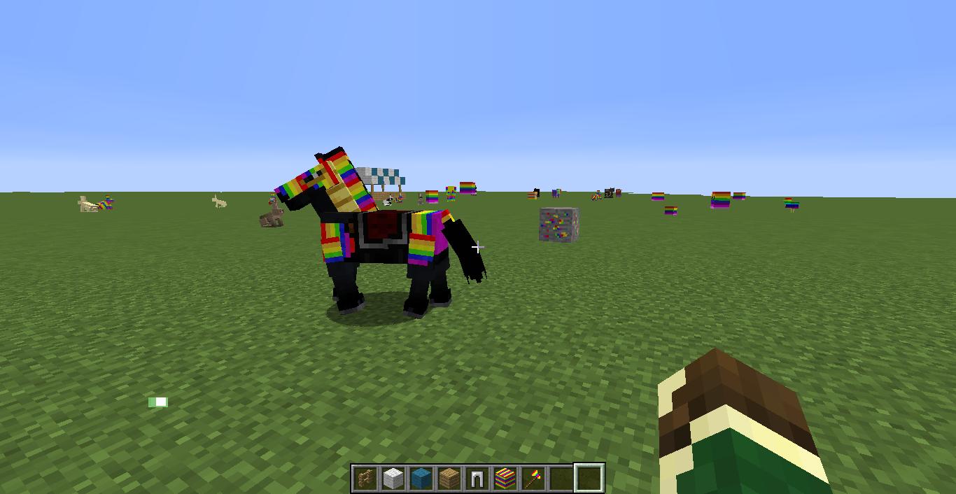 Rainbow-craft