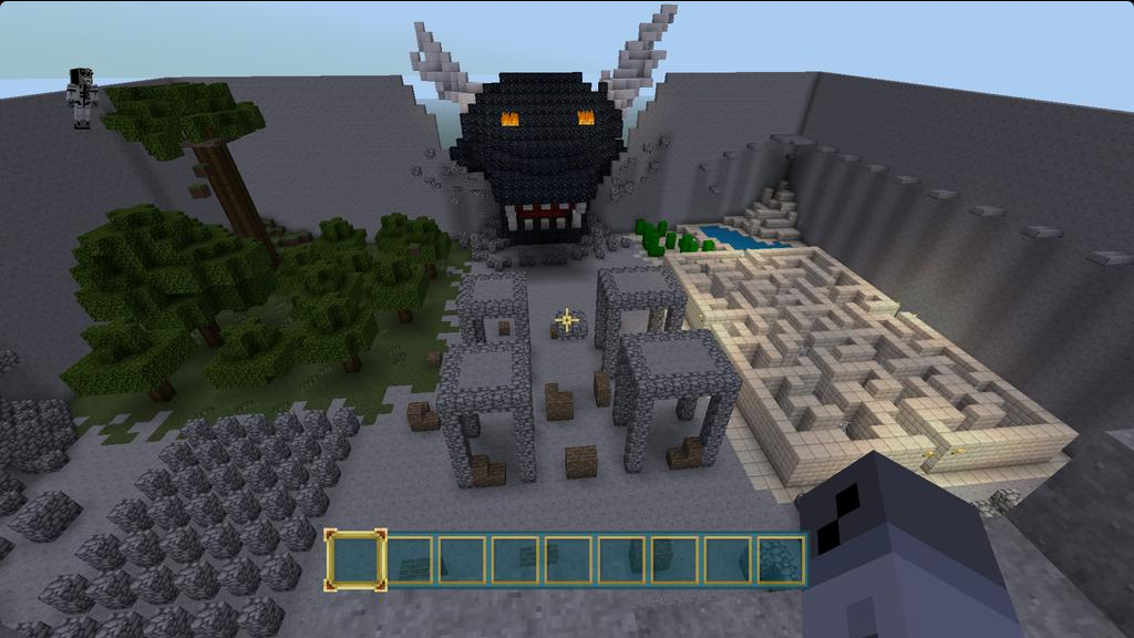 how to play minecraft multiplayer ps4