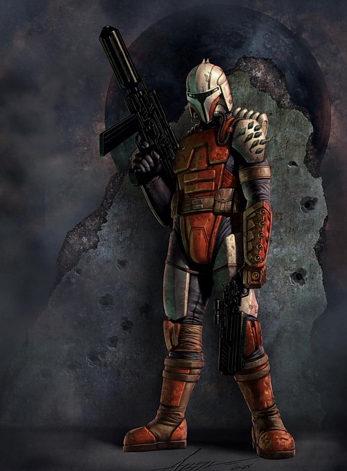 Build Specialiste Battlefront