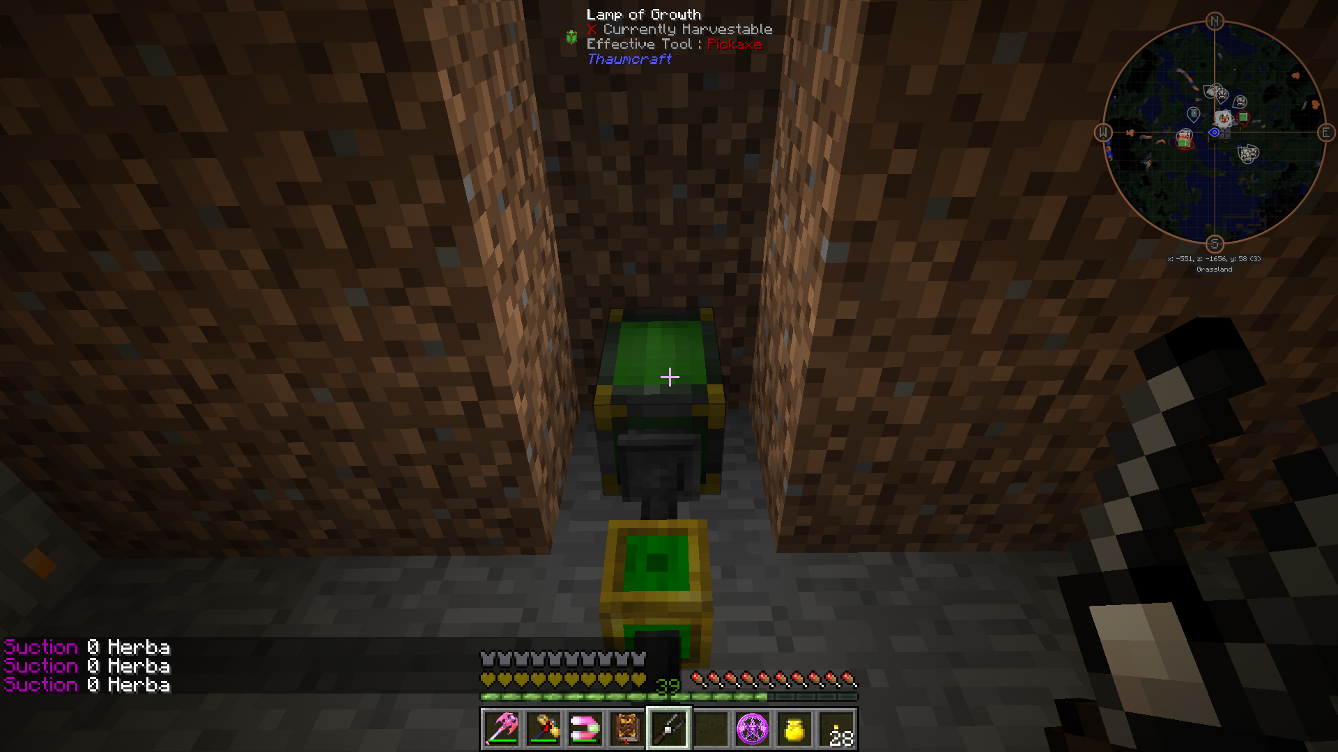 Thaumcraft 4.2 Lamp of Growth not working. Closed - Mods ...