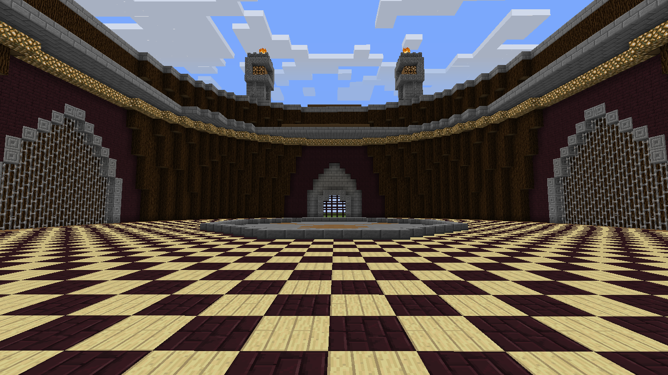 Fighting Arena! (multiplayer map) - Minecraft CurseForge