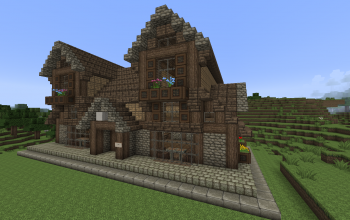 how to become a medevial builder in minecraft