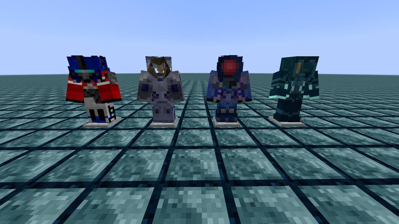 TheHacker000's Transformers Prime Mod - Minecraft Mods ...