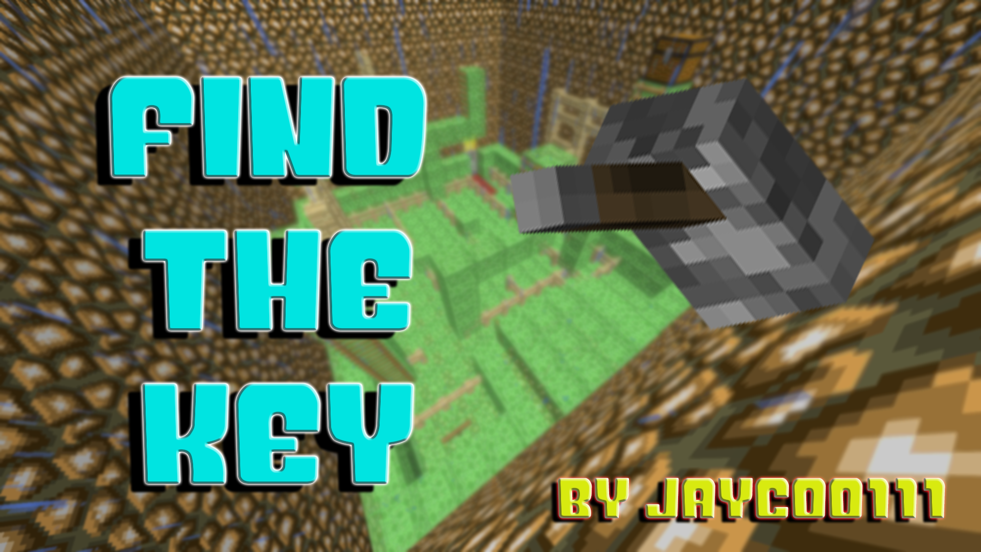Find The Key! (Puzzle Map By: Jaycoo111) - Maps - Mapping and ...