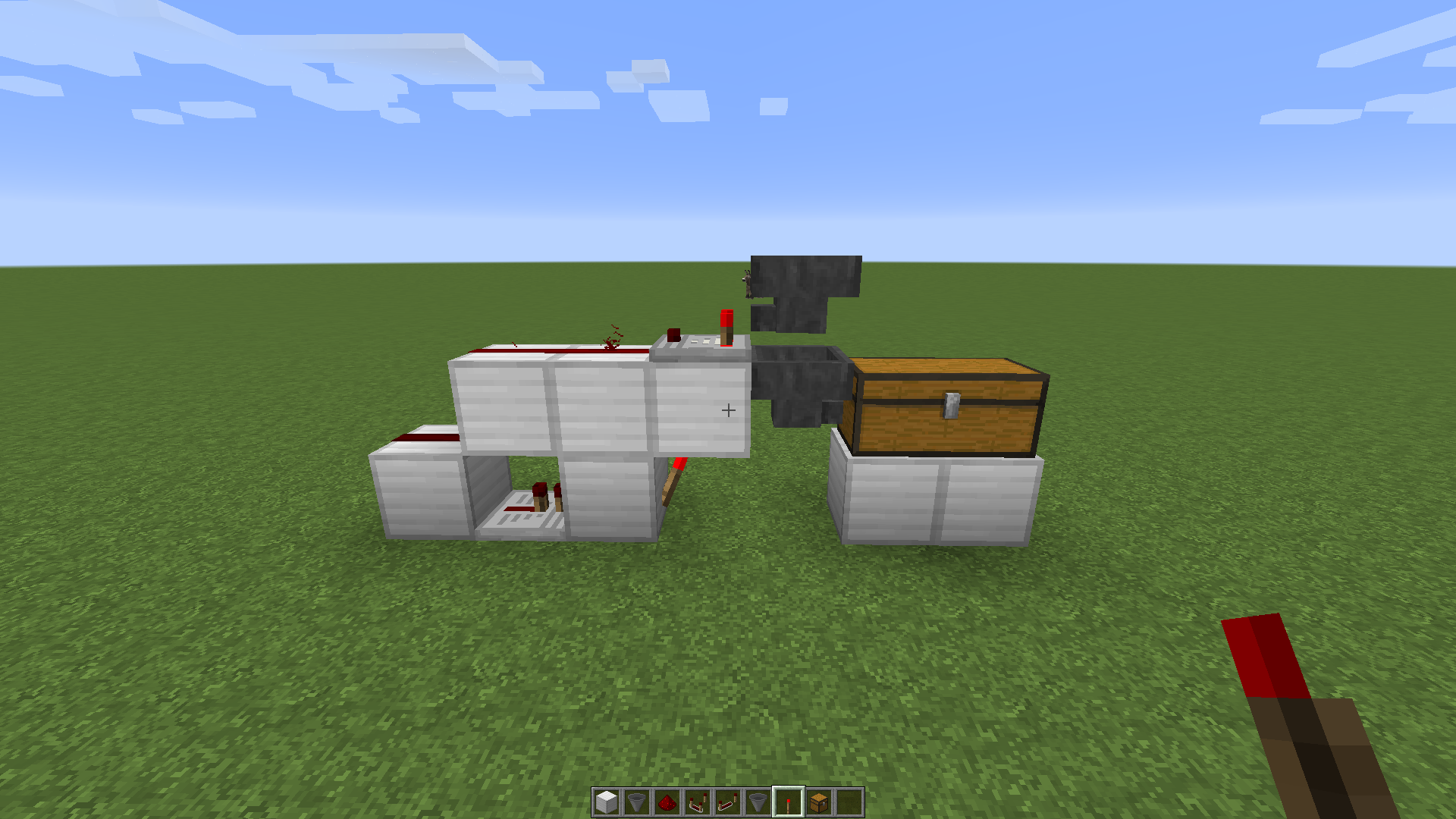 Minecraft Tutorial - Compact Automatic Item Sorter ...