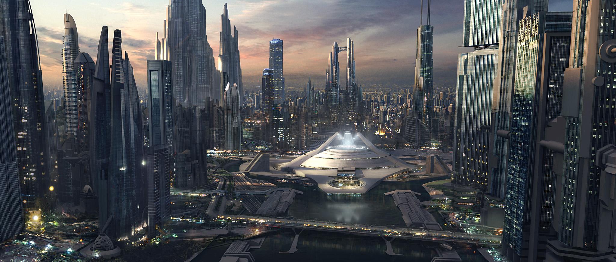New Haven City: MASSIVE Modern/Futuristic City Build [Huge ... Tomorrowland 2012 Wallpaper