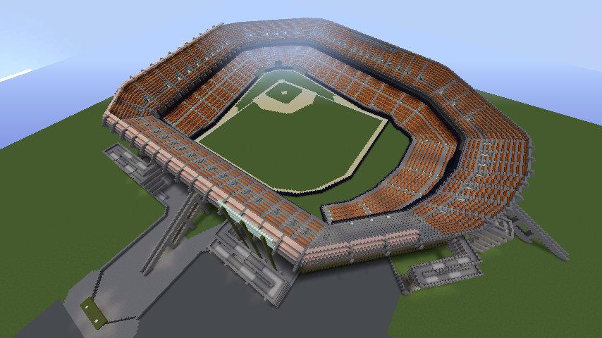 Candlestick Park baseball stadium WIP WIP Maps Maps