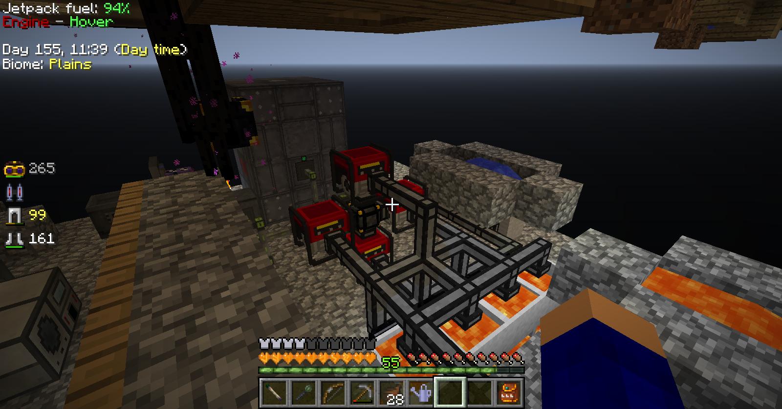 minecraft machine mods