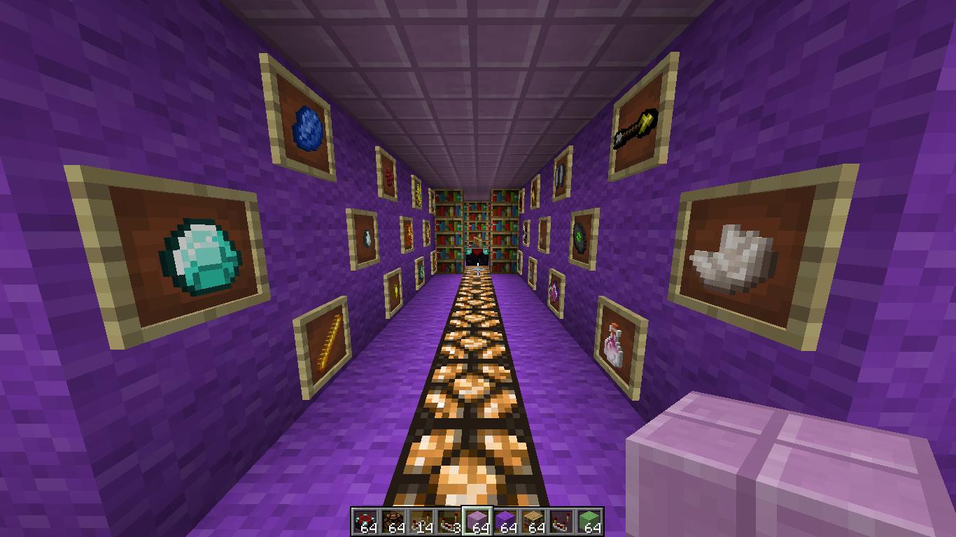 I Wanted To Make My Enchanting Room More Rpg Like