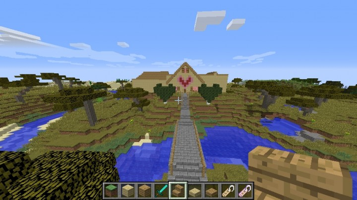 Gaming With Jen House Maps Mapping And Modding Java Edition