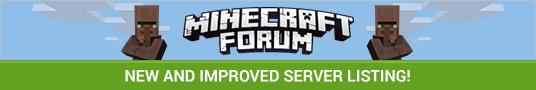 Minecraft Forum Servers