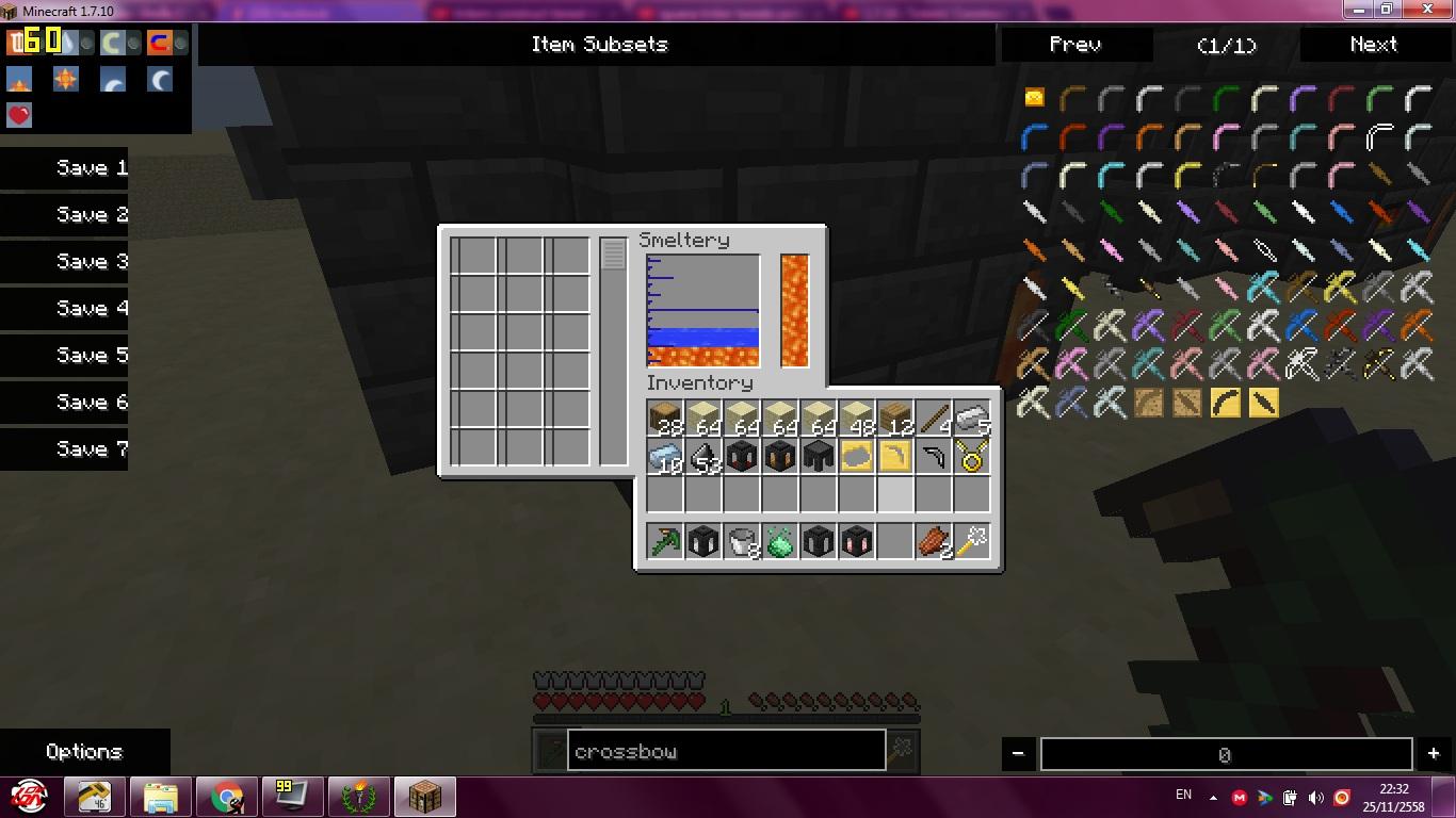 minecraft how to get molten redstone alloy
