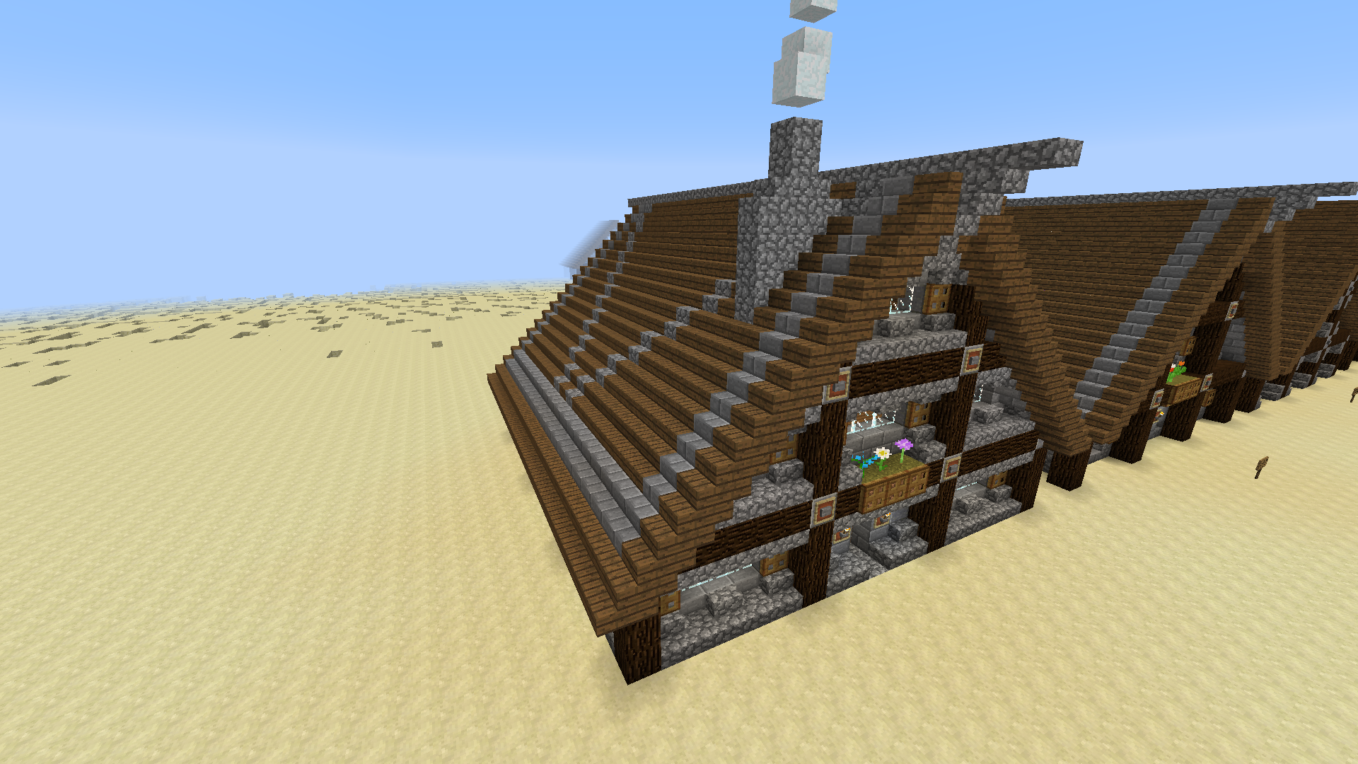 improvements on my house survival mode minecraft java edition