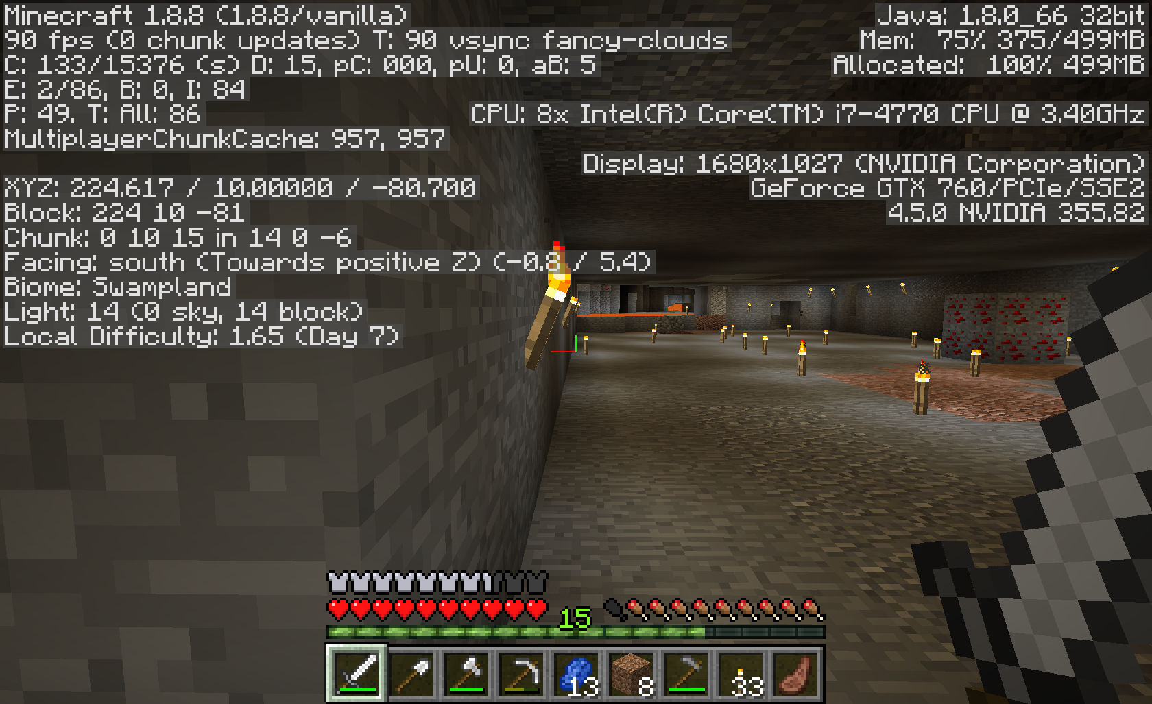 Slime farm issues survival mode minecraft java edition 2015 12 05194659 ccuart Choice Image