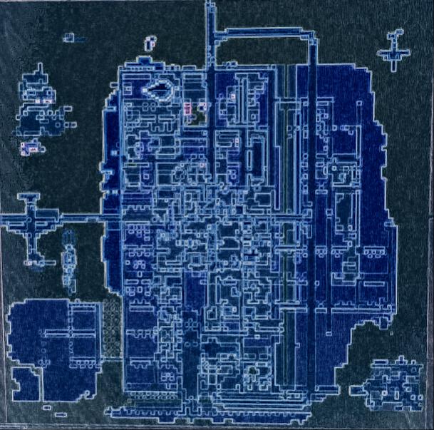 Minecraft Buildings Xbox 360 Blueprints 3 years spent building...