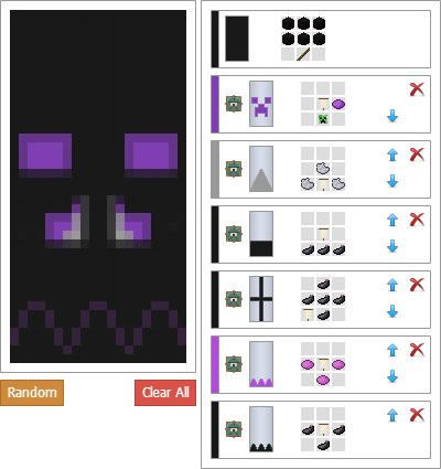 dragon banner minecraft recipe pictures to pin on pinterest pinsdaddy