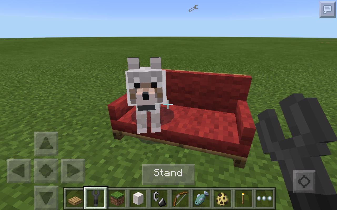 Finally Support Dan 39 S Furniture Mod Minecraft Pe Mcpe Mods Tools Minecraft