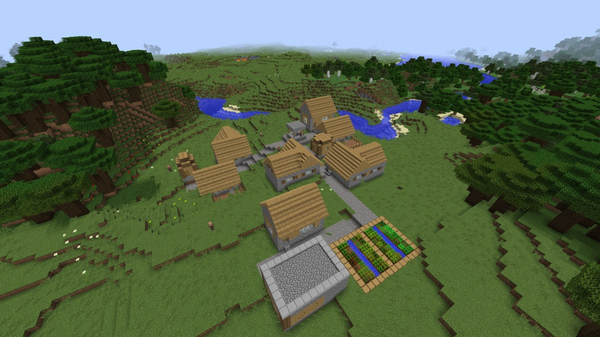 how to get clean water farming valley minecraft