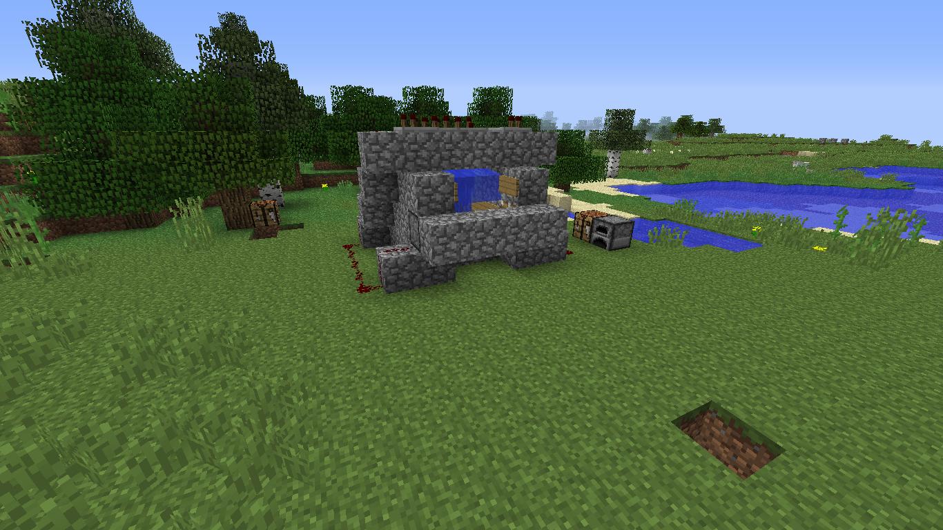 how to make a mob farm minecraft