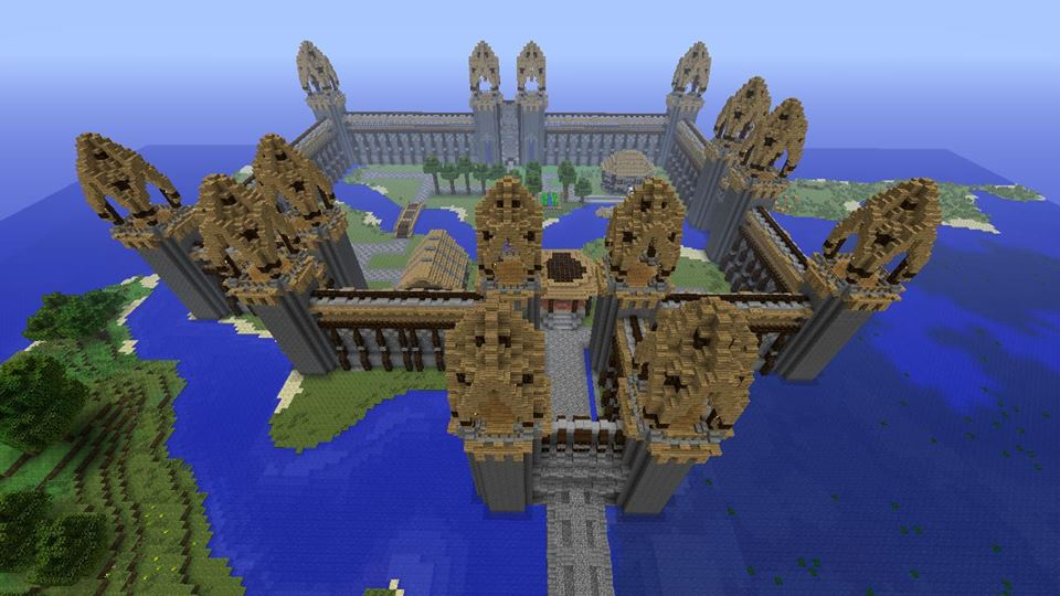 how to build a city in minecraft xbox 360 edition