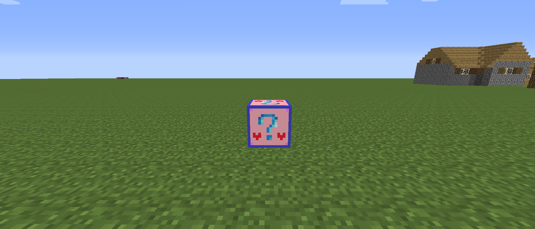 Pat and jen chellenge lucky block for popularmmos minecraft mods