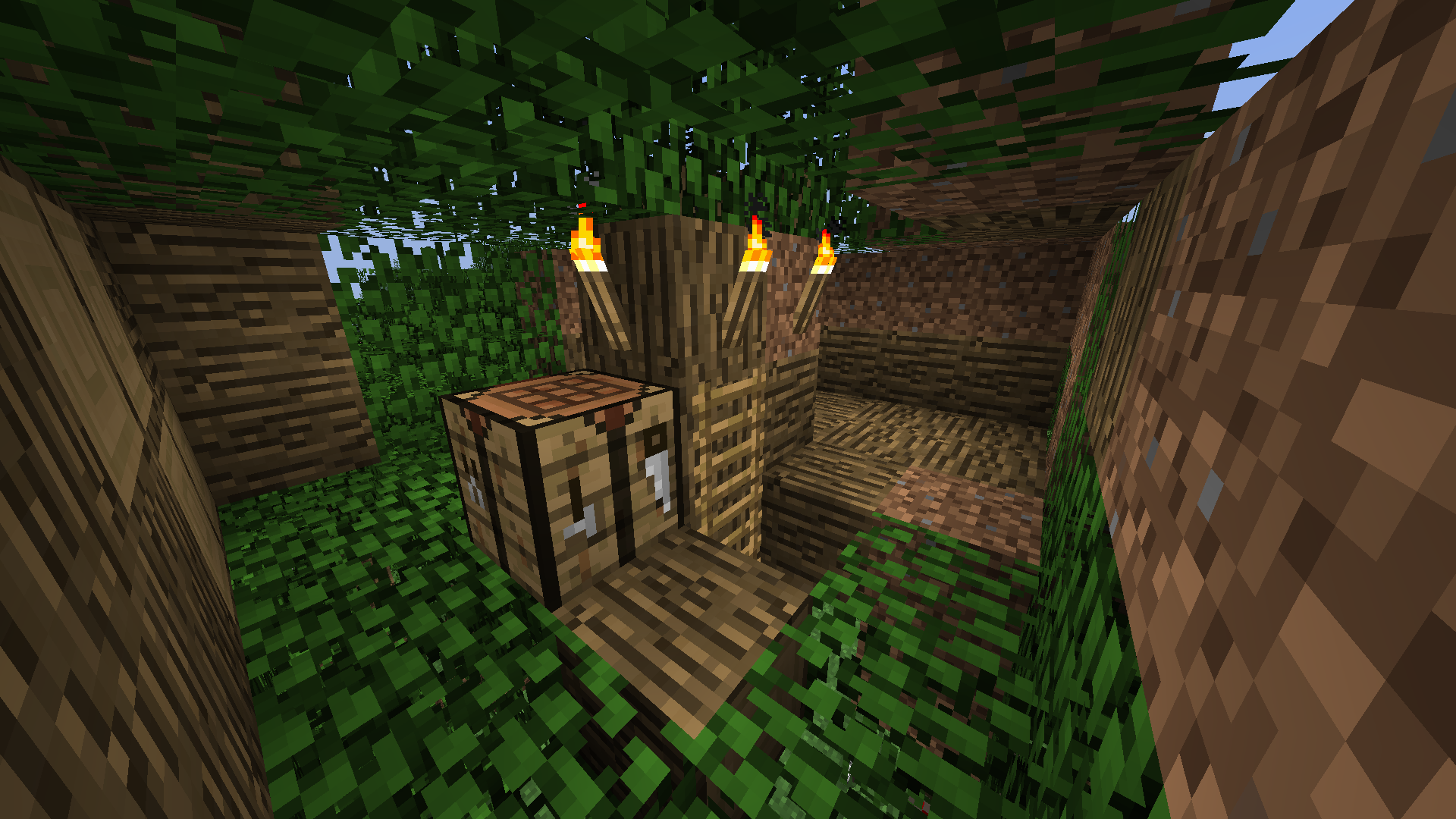 Treehouses in Survival? - Survival Mode - Minecraft Discussion