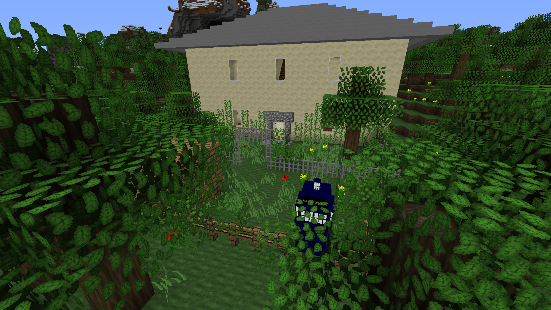 Doctor You   A Doctor Who Map   Maps   Mapping and Modding ...