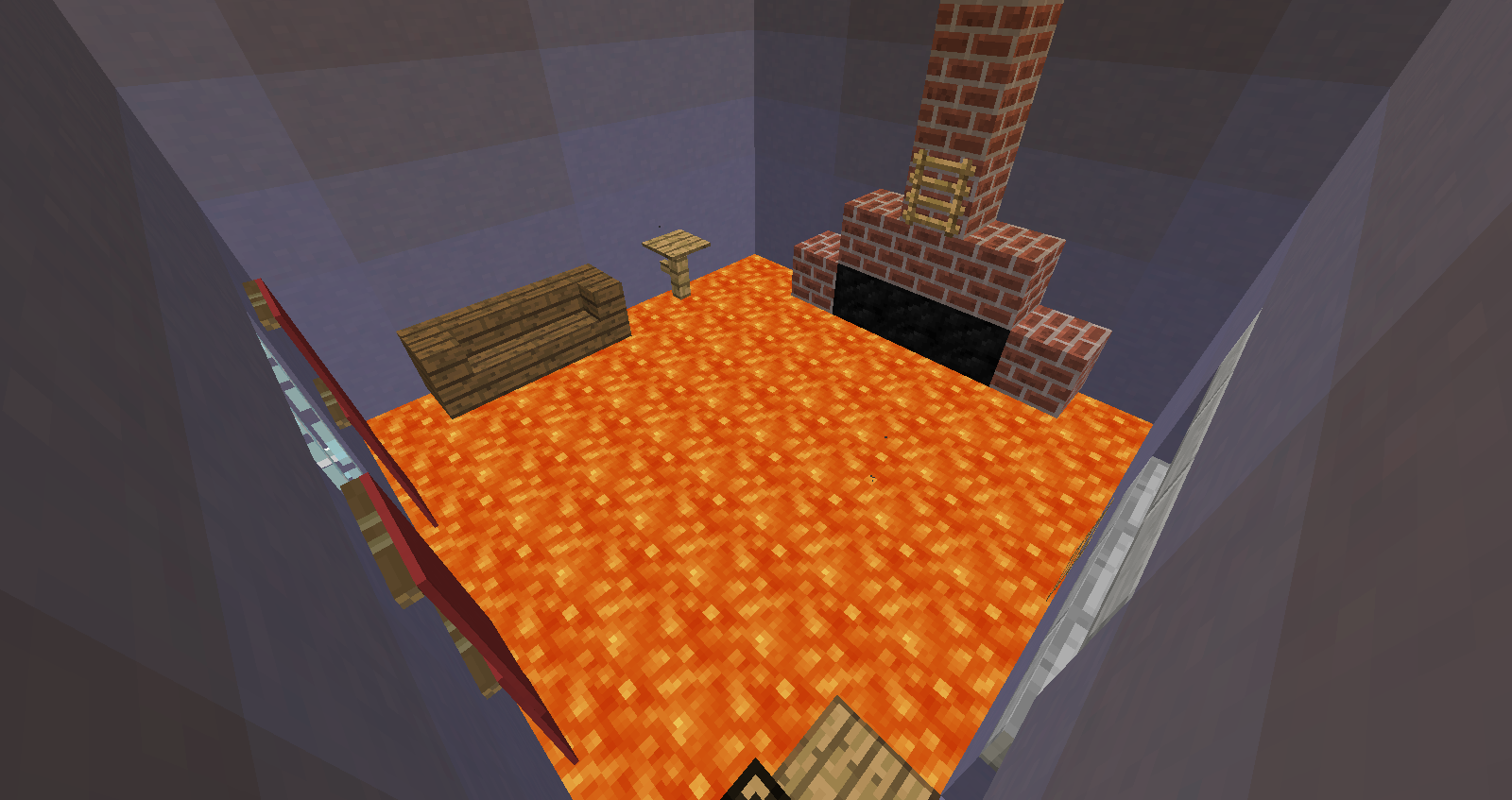 The floor is lava maps mapping and modding java for Lava parquet