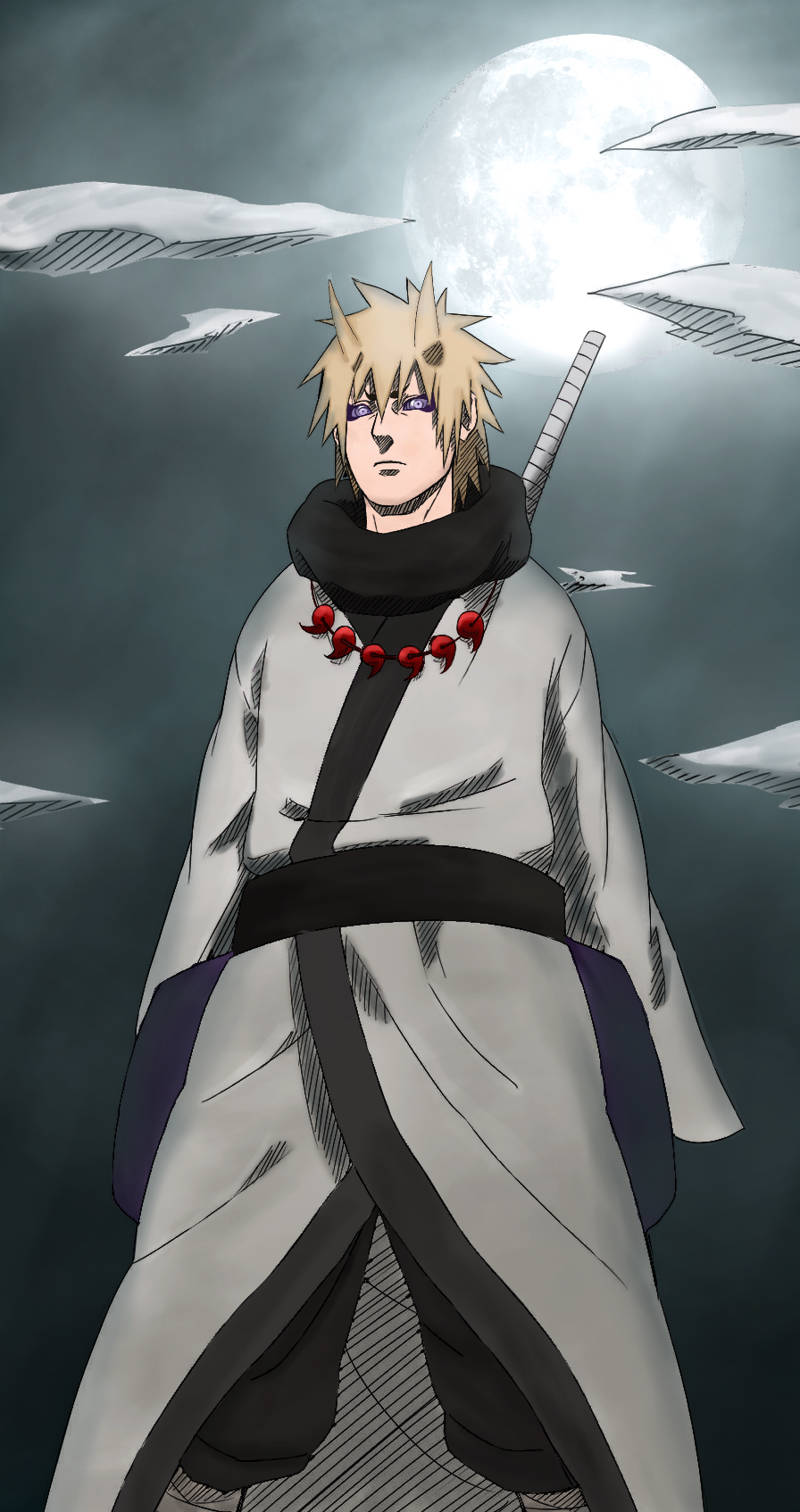 the start of the hidden in the red eye village (naruto rp ...