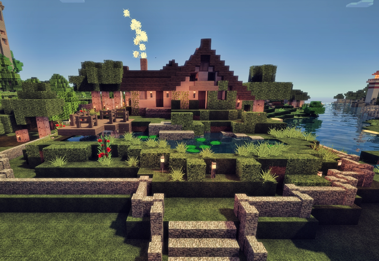 how to play minecraft with friends far away pc