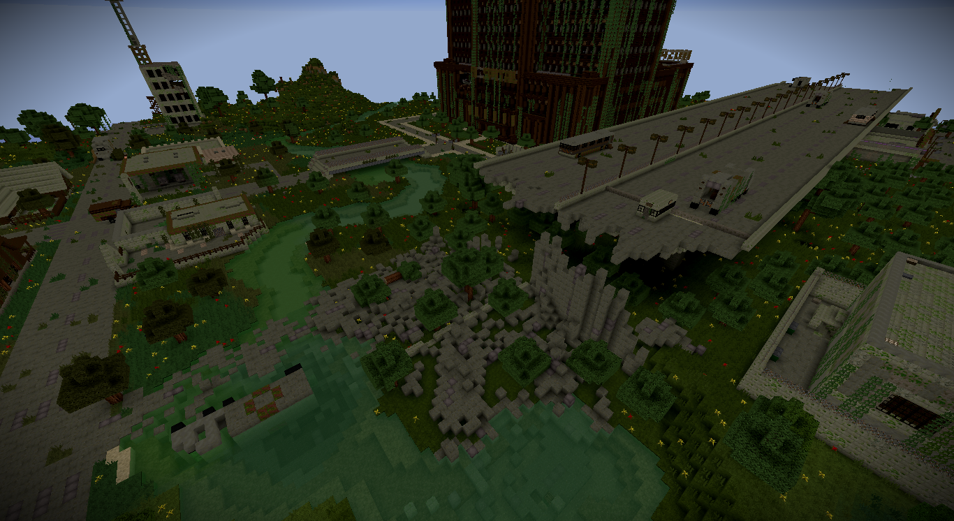 Zombie Apocalypse Survival for 18  Maps  Mapping and Modding