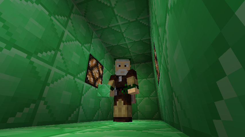Seems That Emerald Blocks