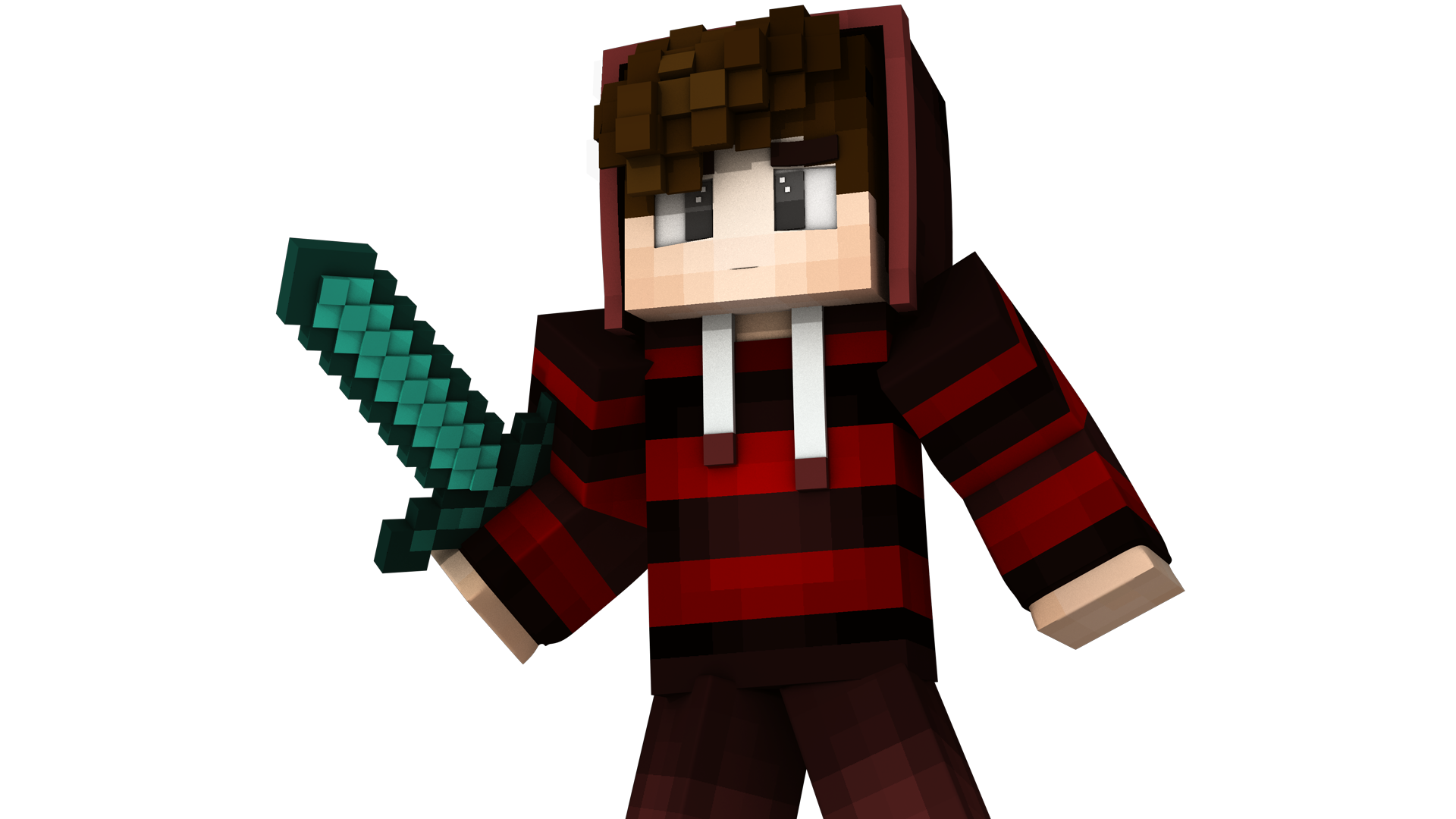 Minecraft skin v pictures free download