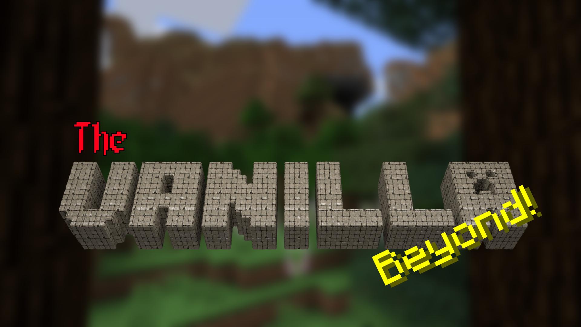 1 7 10 the vanilla beyond mod packs minecraft mods mapping