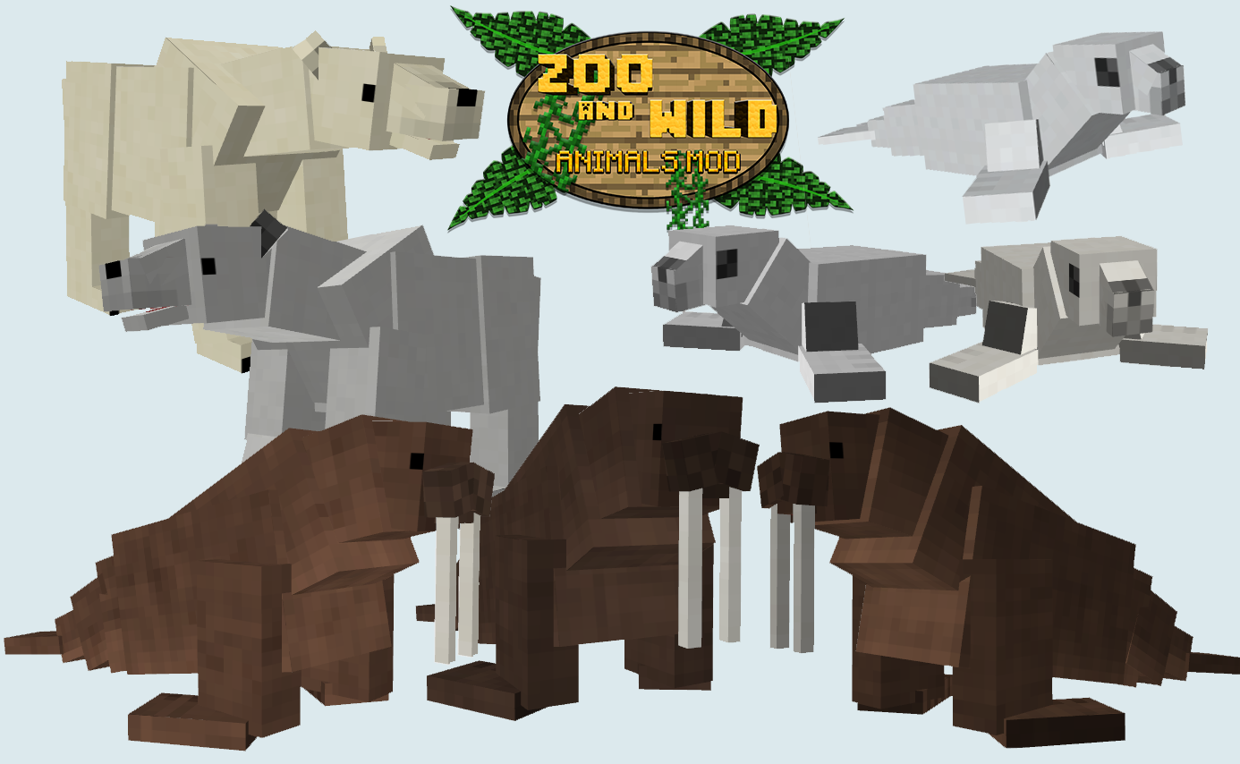 Zoo Crafting Mod Pack