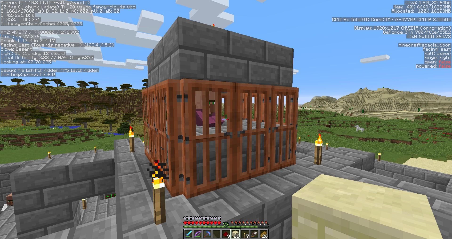 Villager trading system minecraft