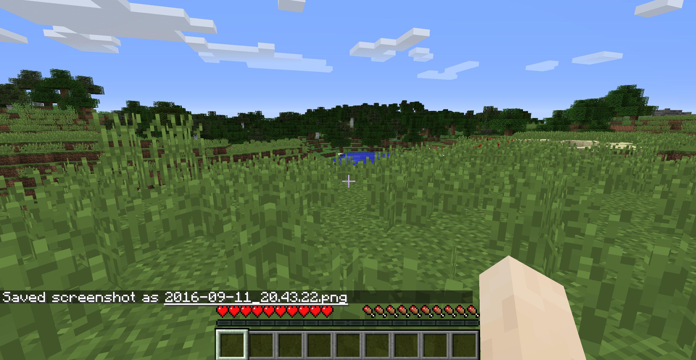 Suggestion Survival Journal (Vanilla SP) - Survival Mode - Minecraft ...