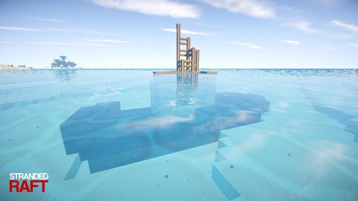 Stranded Raft Pc Version Mcpe Maps Minecraft