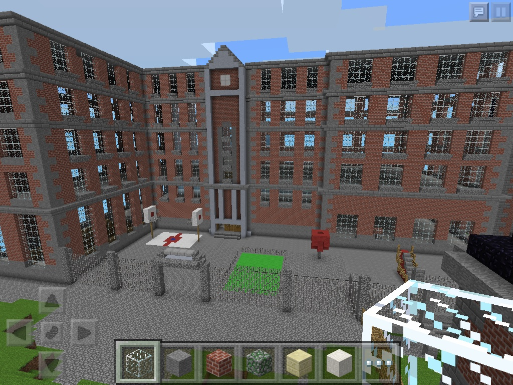 New York City High School MCPE Show Your Creation Minecraft - Nyc map minecraft
