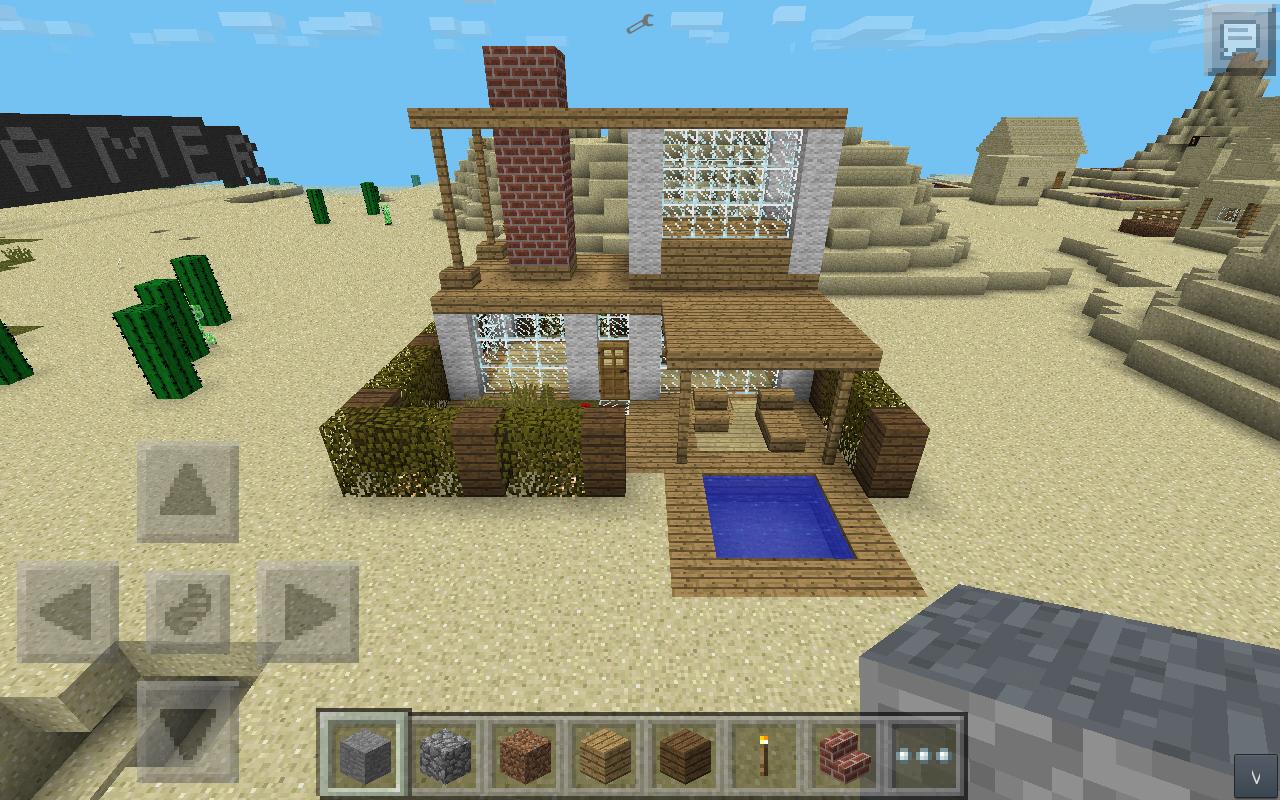 Best House In Minecraft Pocket Edition