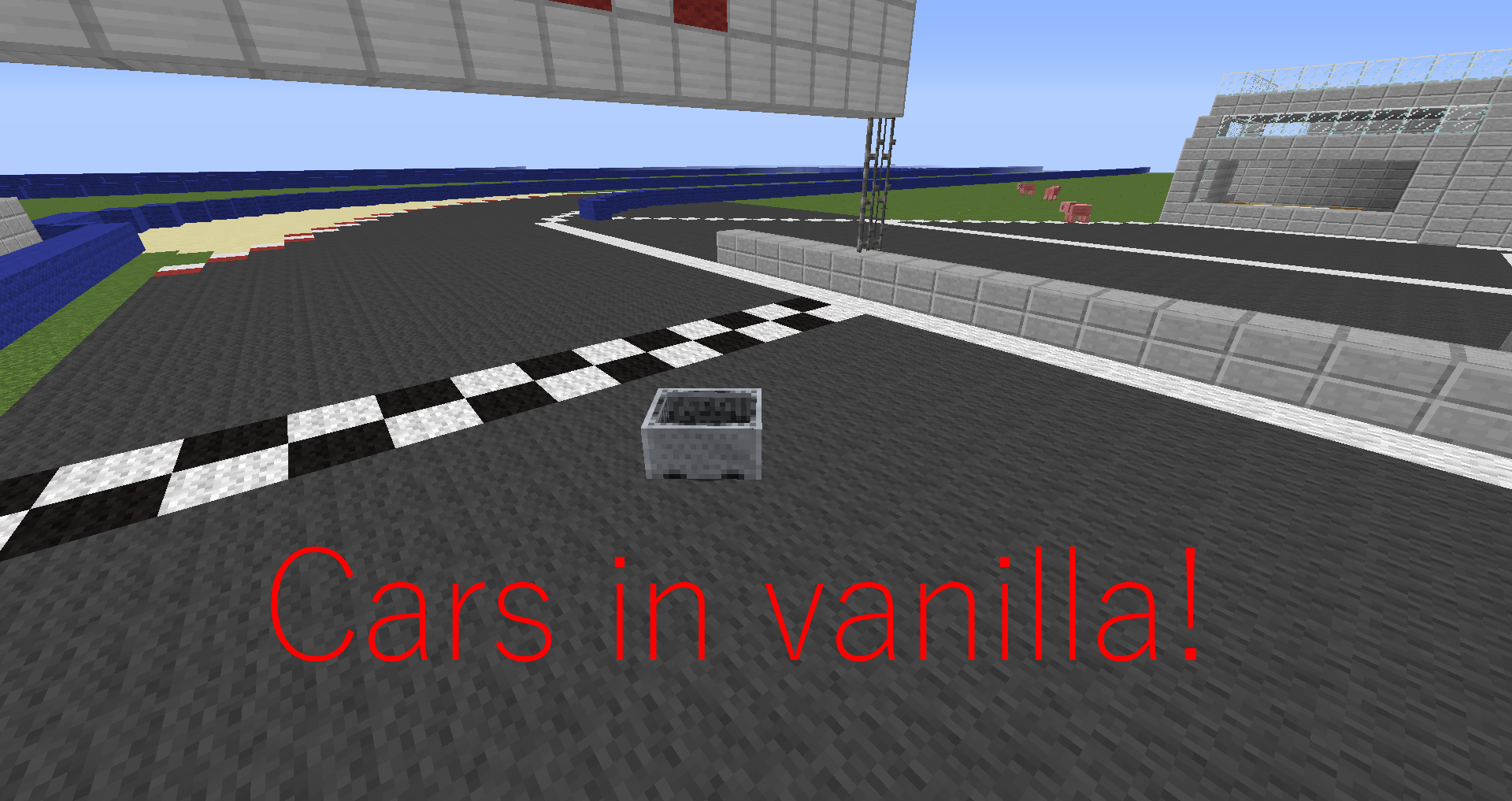Cars In Vanilla Blocks Per Second Redstone Discussion And