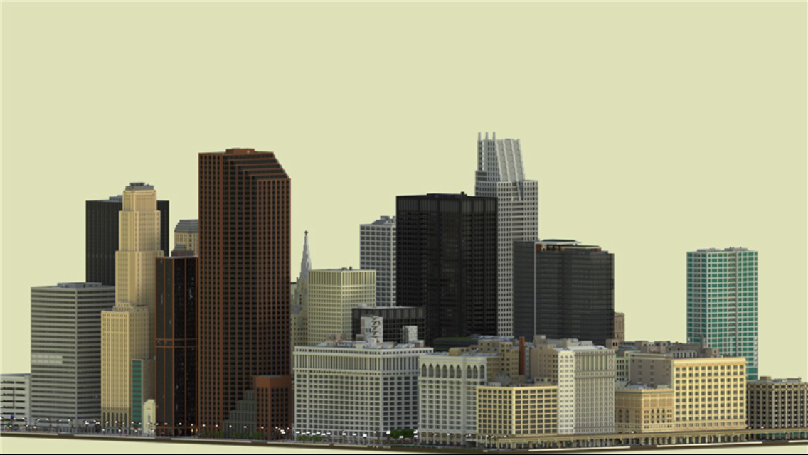 Most Realistic Modern City Recreation In Minecraft City