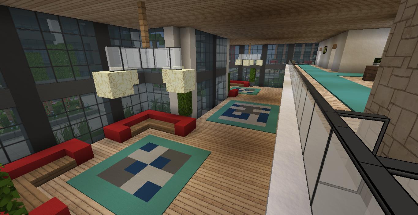 City i 39 m building in creative creative mode minecraft java edition minecraft forum - Minecraft office interior ...