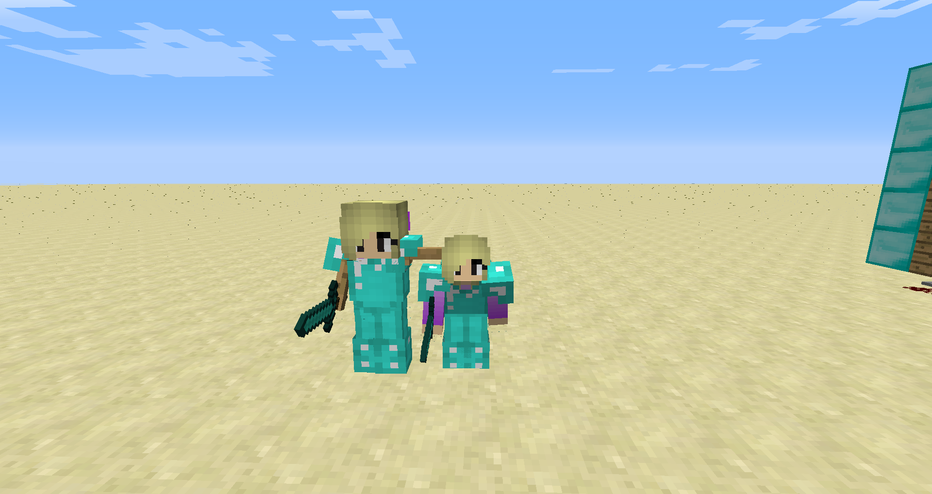 how to create armor in minecraft